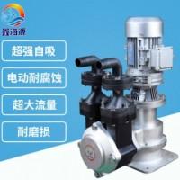 工业小型全塑耐腐蚀隔膜计量泵