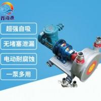 涂料乳胶浆料专用输送泵 电动发泡水泥专用泵 自吸耐腐蚀浓浆泵