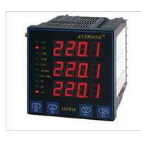 青岛智能三相电流电压表 青岛单相电流电压表-青岛烨为技术